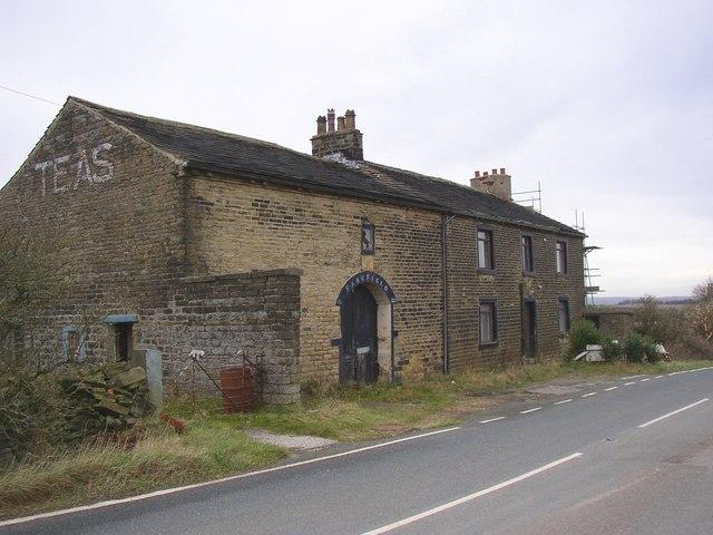 Greenfield Lodge, Scammonden