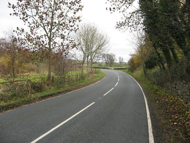 The A684