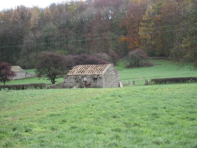 A Roofless Barn