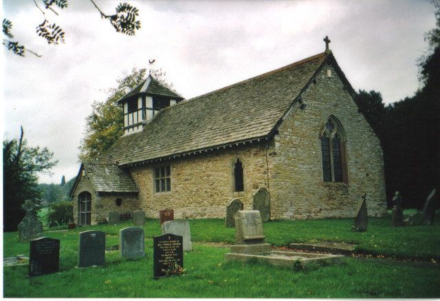St Peters Church, Easthope