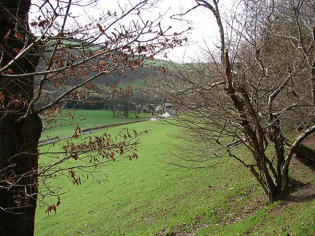 Glyn Hafren Farm