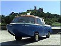 SW5130 : The St Michael amphibious vehicle by Malcolm Brown