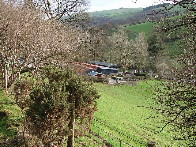 Geufron Farm