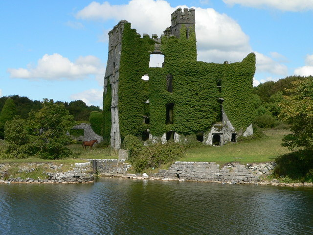 Menlough Castle