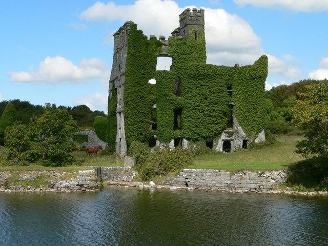 Menlough Castle