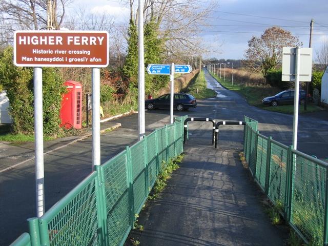 Higher Ferry, Saltney