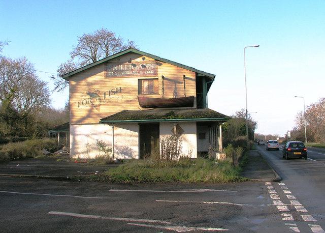 Mulligan's Fish Restaurant, A48, near Cowbridge