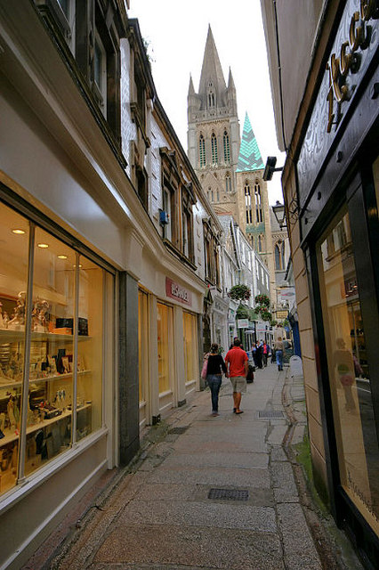 Cathedral Lane,Truro