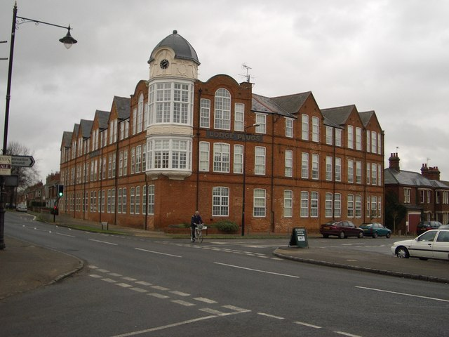 Former Boot & Shoe factory, Olney
