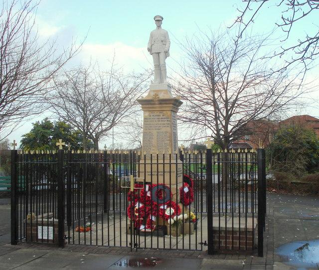 War Memorial Moulton