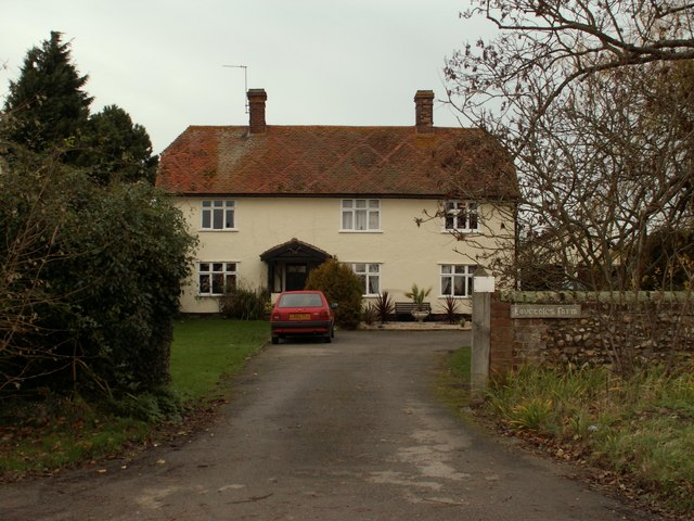 Farmhouse at Lovecotes Farm