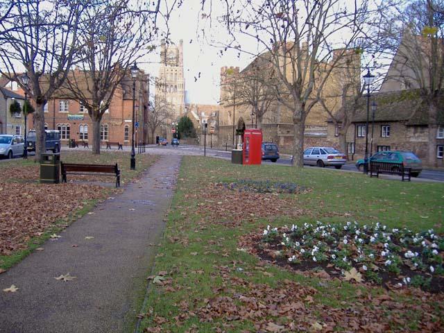 Barton Square, Ely