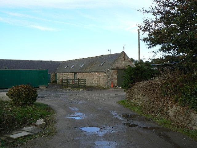 Drumshalloch Farm