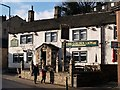 SE0319 : The Golden Lion, Ripponden by alastair wallace