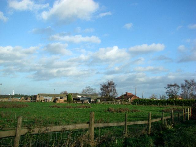 Springfield Farm, off the A645
