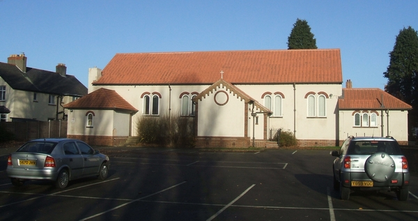 St Michaels Church Hall, Merry Hill
