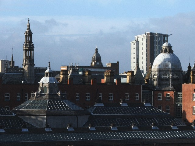 Leeds Roofscape.