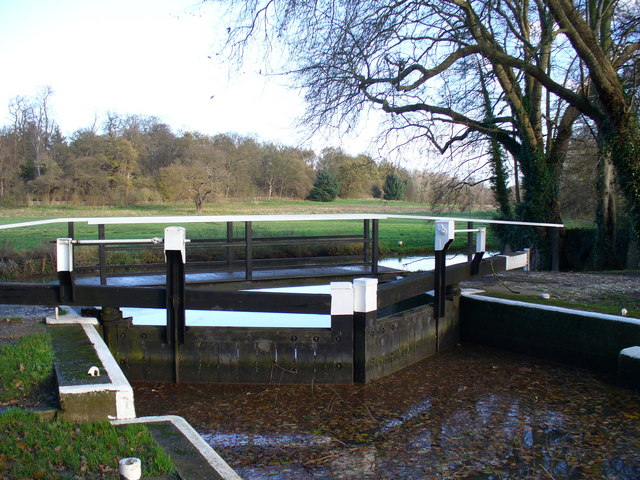 Bower's Lock Gates