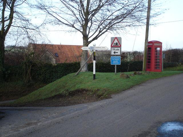 Hazeldon village centre