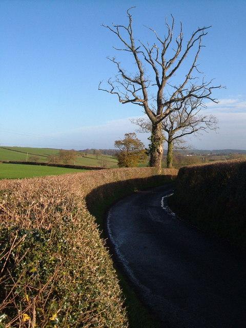 Smallacott Hill