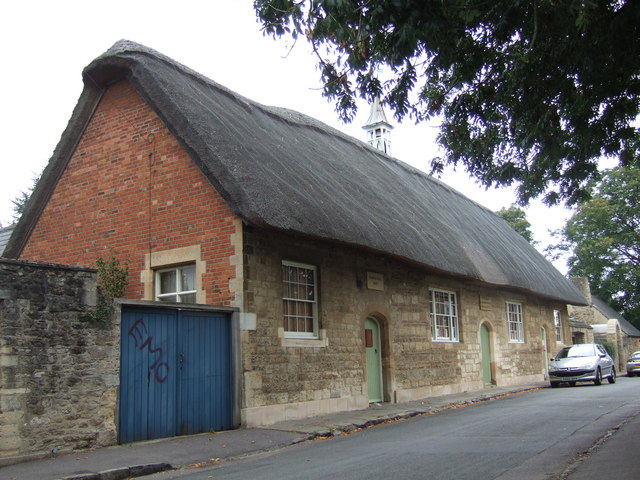 Old school, Mill Lane