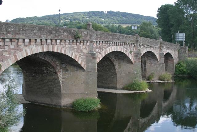 Monmouth Wye Bridge
