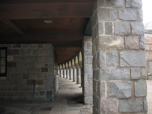 The Councillors' Cloister