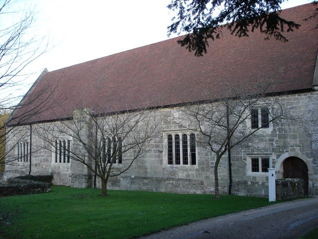 Large hall in Ansty