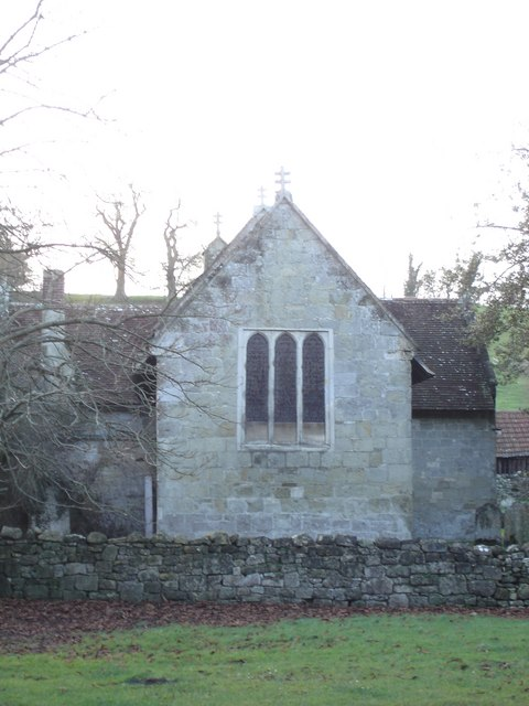 St James Ansty from the East