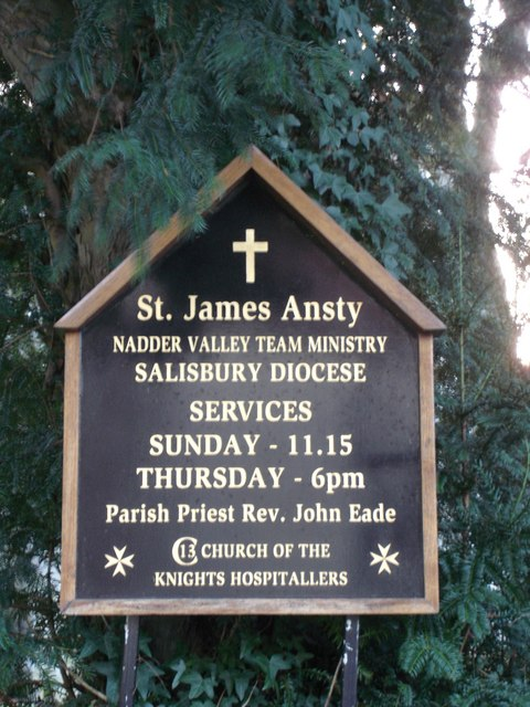 Church Board for St James Ansty