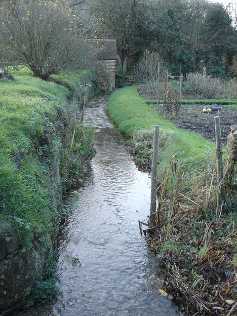 Stream in Ansty