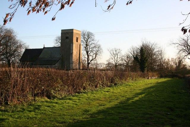 Heapham, All Saints' church