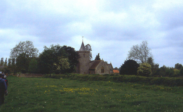 All Saints Church, West Camel