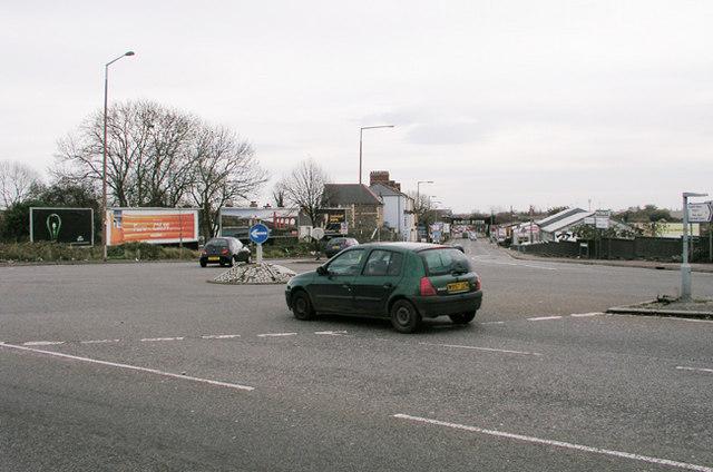 Ely Bridge Roundabout