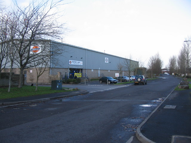 Westfield Industrial Estate