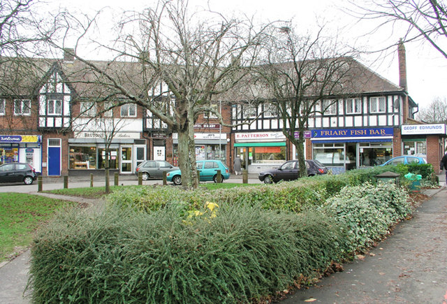 Shops at Fairwater Green, Cardiff