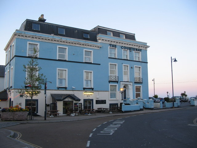 The Courtenay Hotel, Teignmouth