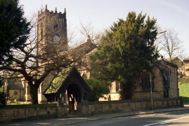 St Michael's Church, Thornhill