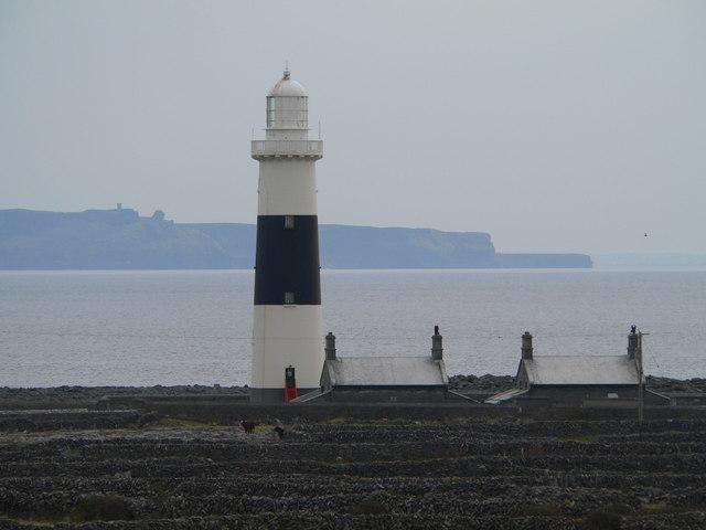 Inisheer Lighthouse, Fardurris Point
