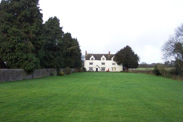 The Great Hoggins Farmhouse.