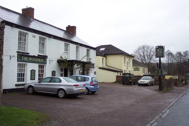 The Woodman Inn, Parkend.