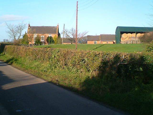 Hall Farm.