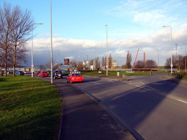 Morrison's Roundabout