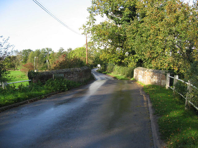 Mill Road To Brandon Parva
