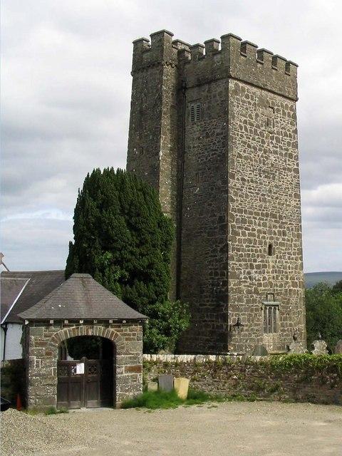 Eglwys Llanwenog Church