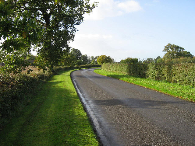 The Road To Barnham Broom