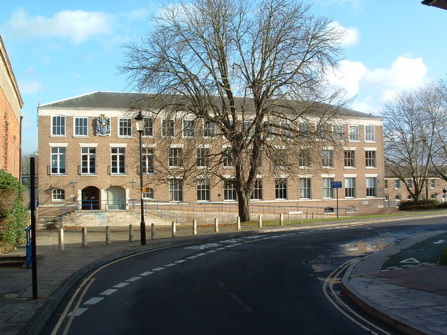 Shirehall Bury St.Edmunds
