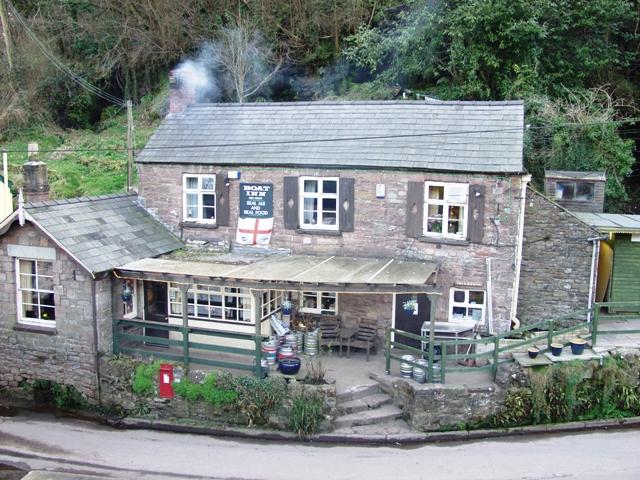 The Boat Inn, Redbrook
