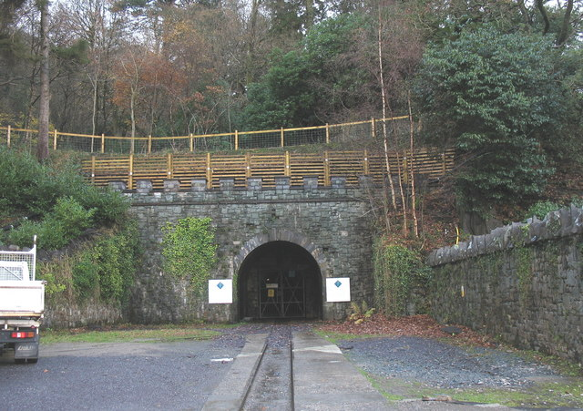 The Glan y Bala Tunnel