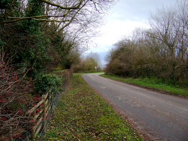 On the Middlegate Road
